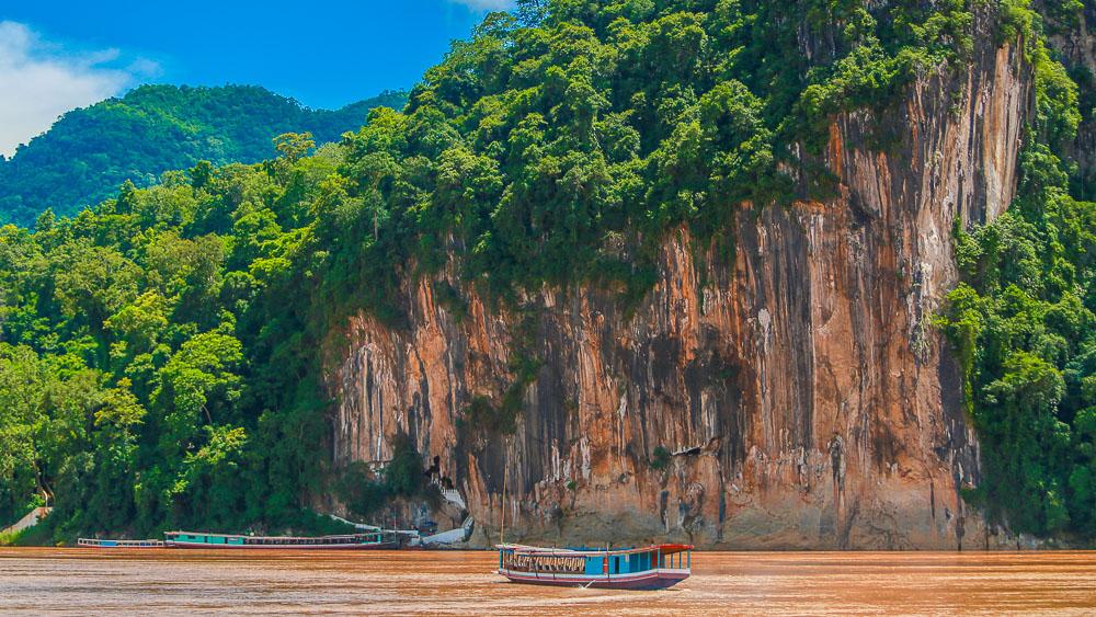 Grottes de Pak Ou, Laos