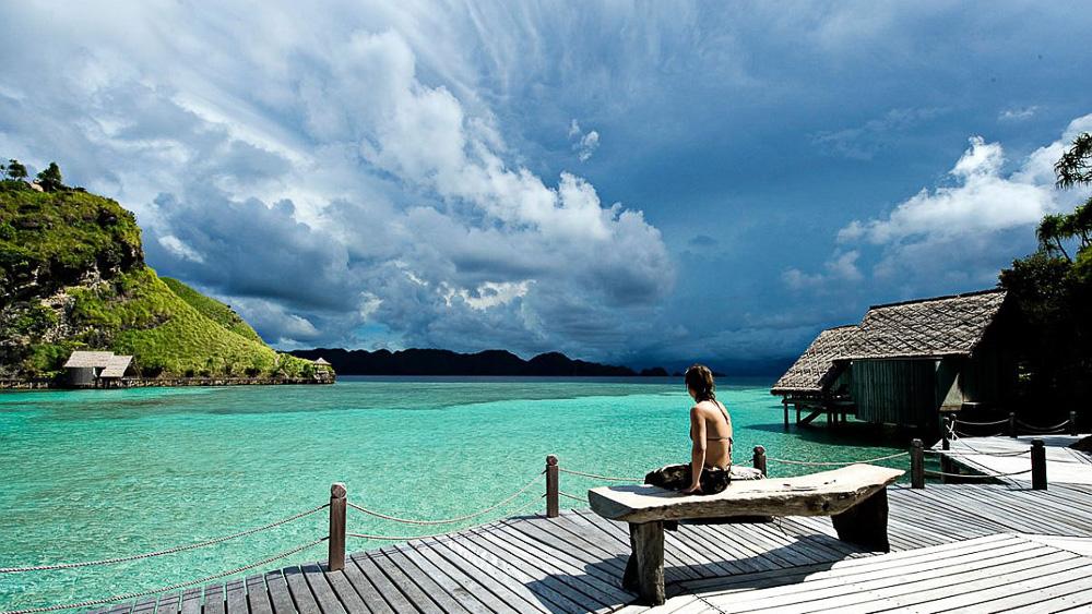 Misool Eco Resort, Indonésie © Misool