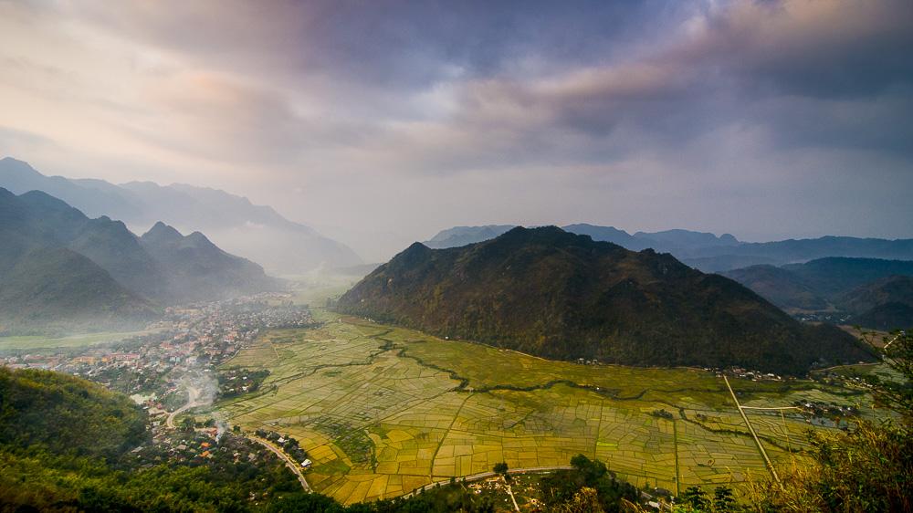 Région de Mai Chau, Vietnam