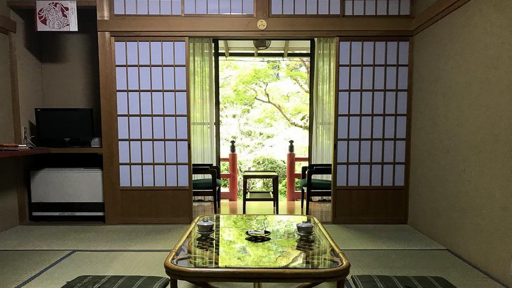 Koyasan Sekishoin Hotel, Japon
