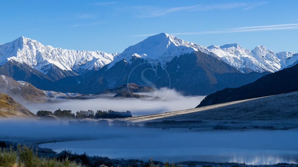 Greymouth, Nouvelle Zélande © Shutterstock
