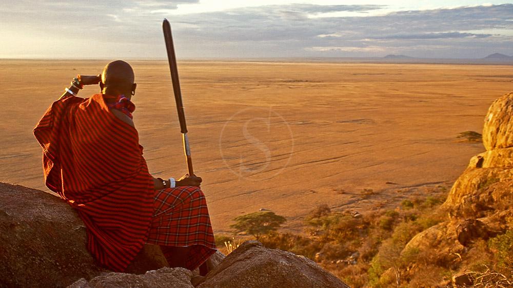 Safari vers Olduvai, Tanzanie