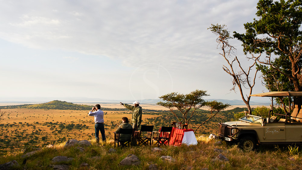 Singita Sasakwa, Tanzanie © Singita