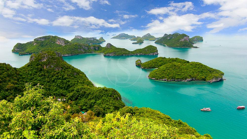 Koh Samui, Thailande © Shutterstock
