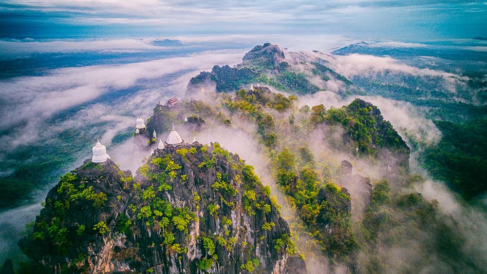 Région de Lampang, Thailande © Shutterstock