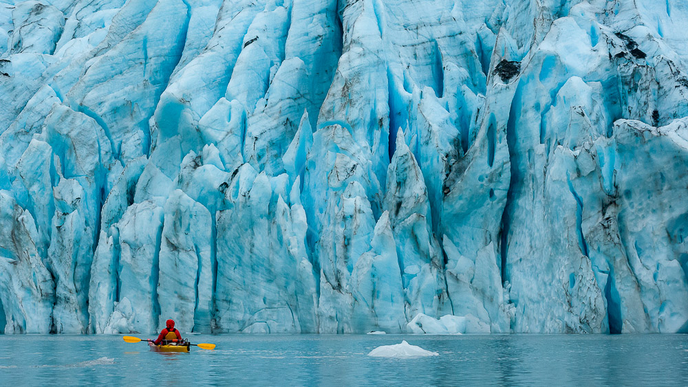 Région de Valdez, Alaska © Shutterstock