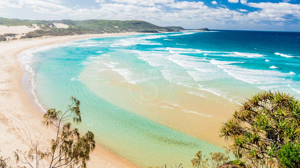 Fraser Island, Australie © Shutterstock