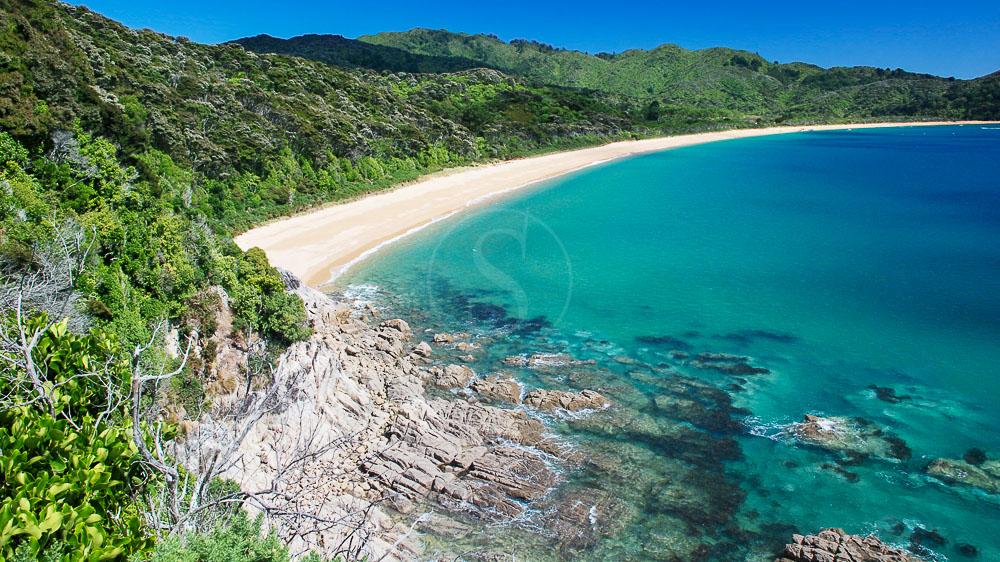 Abel Tasman National Park, Nouvelle Zélande © Shutterstock