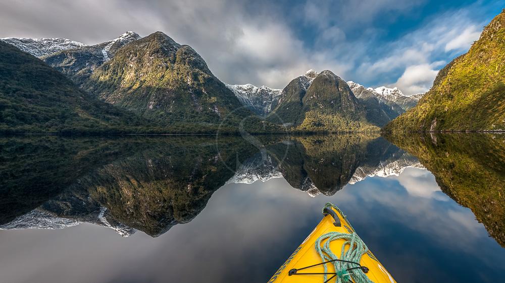 Doubtful Sound, Nouvelle Zélande © Shutterstock