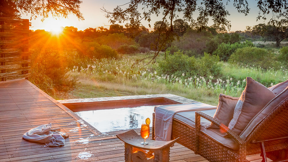Dulini, Réserve de Sabi Sand, Afrique du Sud © Dulini