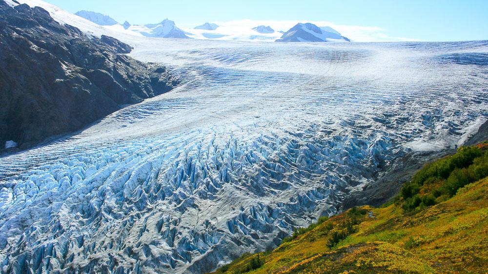 Lever de soleil sur Juneau, Alaska © Shutterstock
