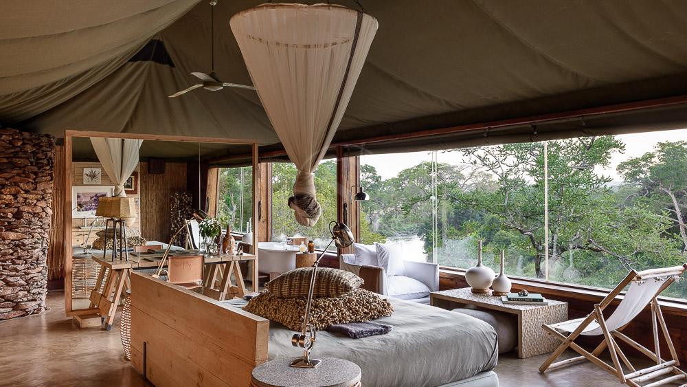 Singita Faru Faru Lodge, Tanzanie © Singita