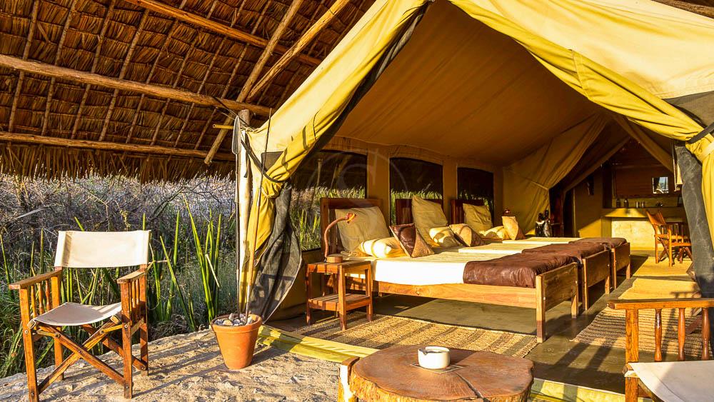 Olduvai Camp, Tanzanie © Tawisa
