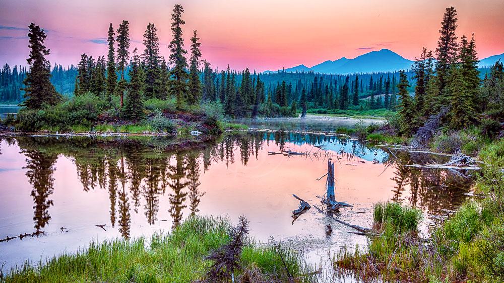 Wrangell-St. Elias National Park, Alaska © Shutterstock
