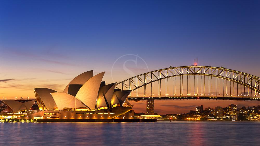 Sydney, Australie © Shutterstock
