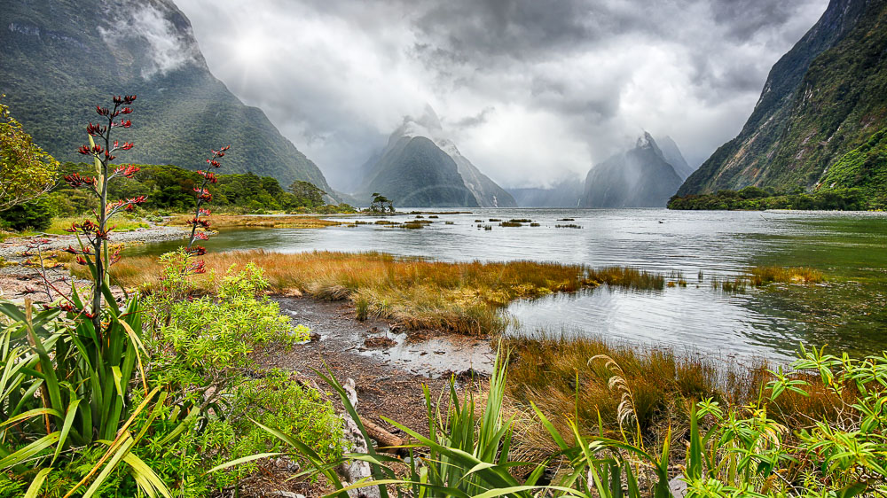 Te Anau, Nouvelle Zélande © Shutterstock