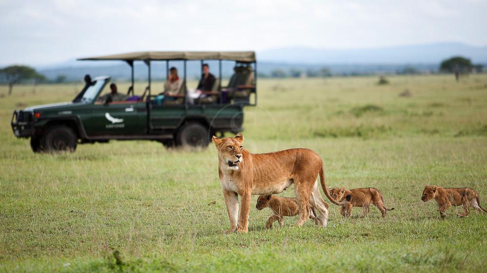 Grumeti Serengeti Tented Camp, Tanzanie © &Beyond