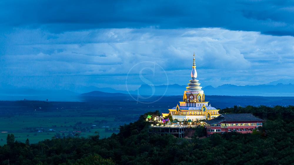 Ambiance de Chiang Mai, Thailande © Shutterstock