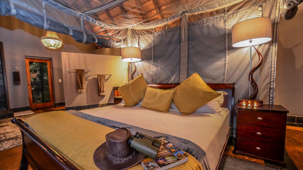 Nkorho Bush Lodge, Afrique du Sud © Nkorho