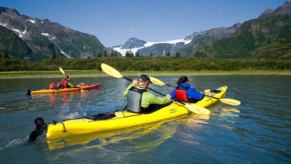 Kenai Fjords Glacier Lodge Activités, Alaska