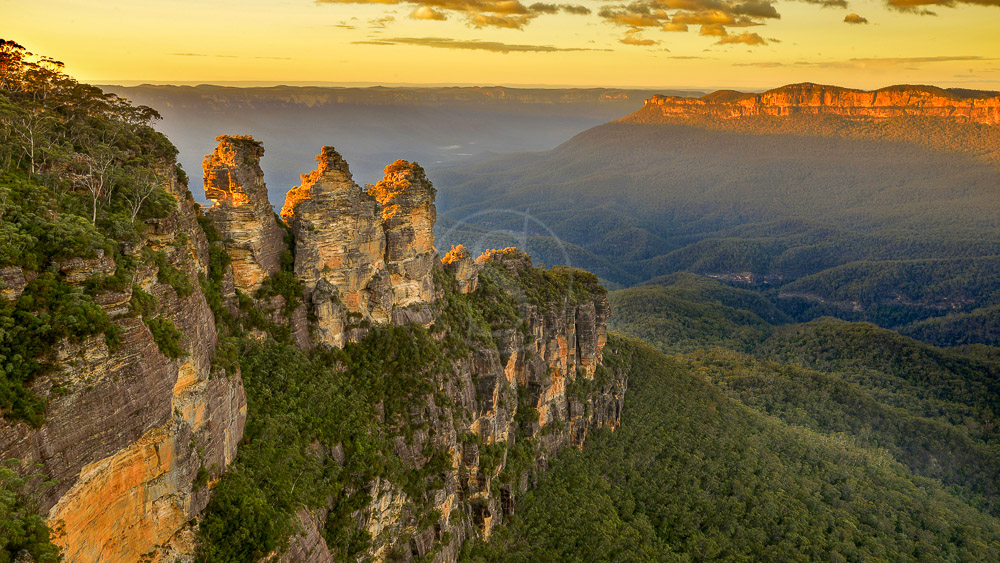 Blue Mountains, Australie © Shutterstock