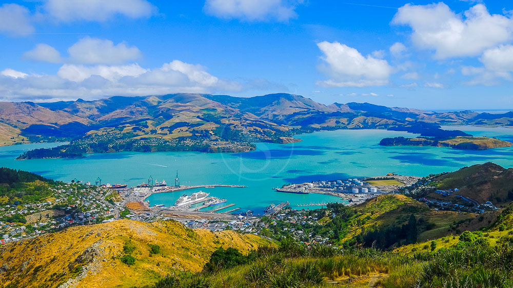 Christchurch, Nouvelle Zélande © Shutterstock