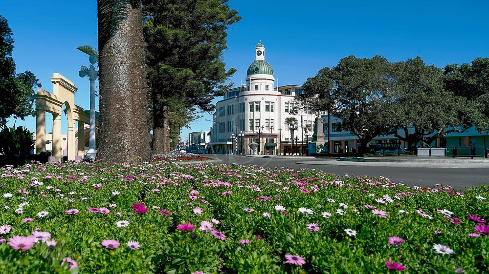 Napier, Nouvelle Zélande © Shutterstock