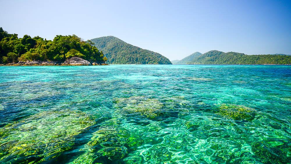 Khao Lak, Thailande © Shutterstock