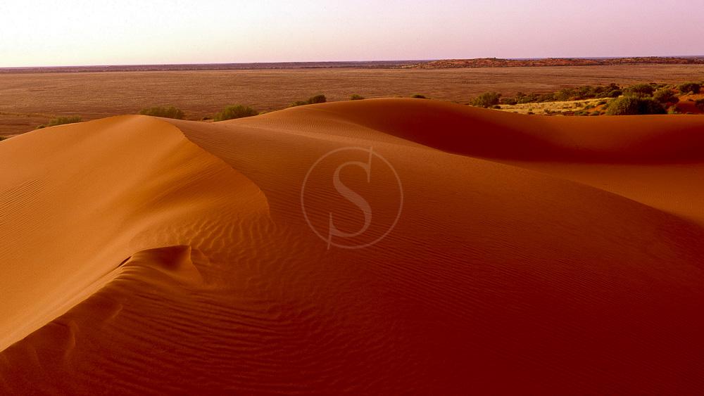 Flinders Ranges, Wilpena Pound, Australie © OT Australia