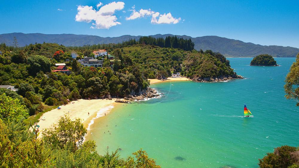 Nelson, Nouvelle Zélande © Shutterstock