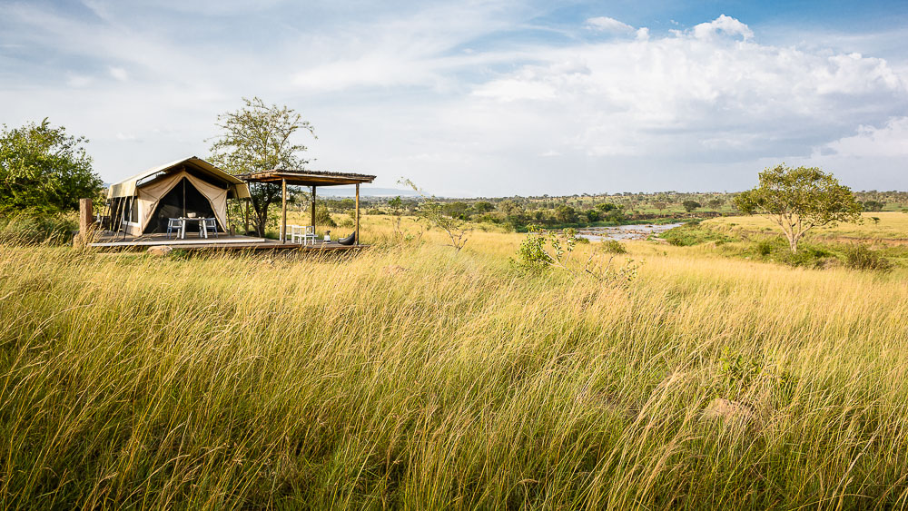 Singita Mara River Tented Camp, Tanzanie © Singita