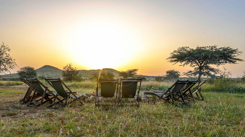 Ronjo Camp dans le Serengeti, Tanzanie
