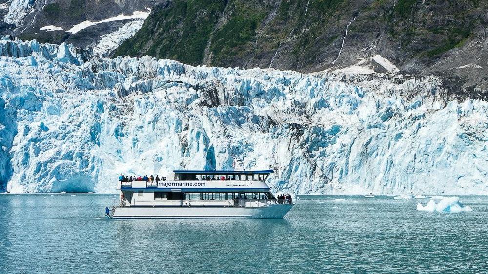 Prince William Sound, Alaska, Etats-Unis