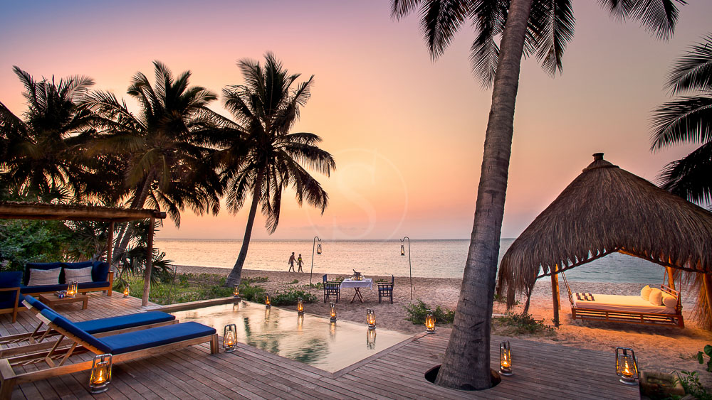 Benguerra Lodge, Mozambique © &Beyond