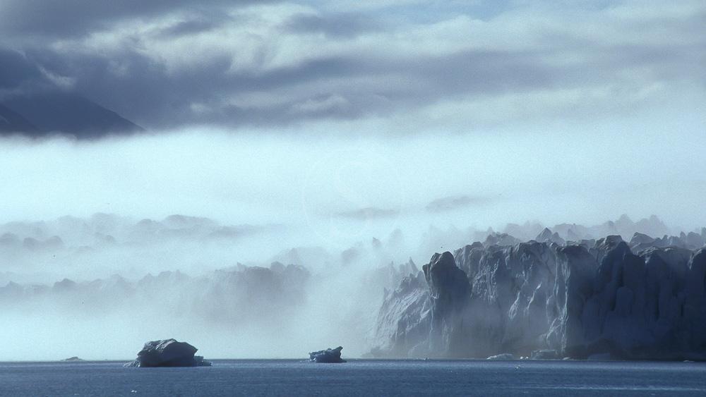 Svalbard, Spitsbergen, Norvège © Olle Carlsson