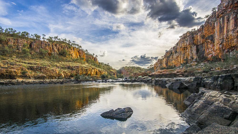 Nitmiluk, Australie © Shutterstock
