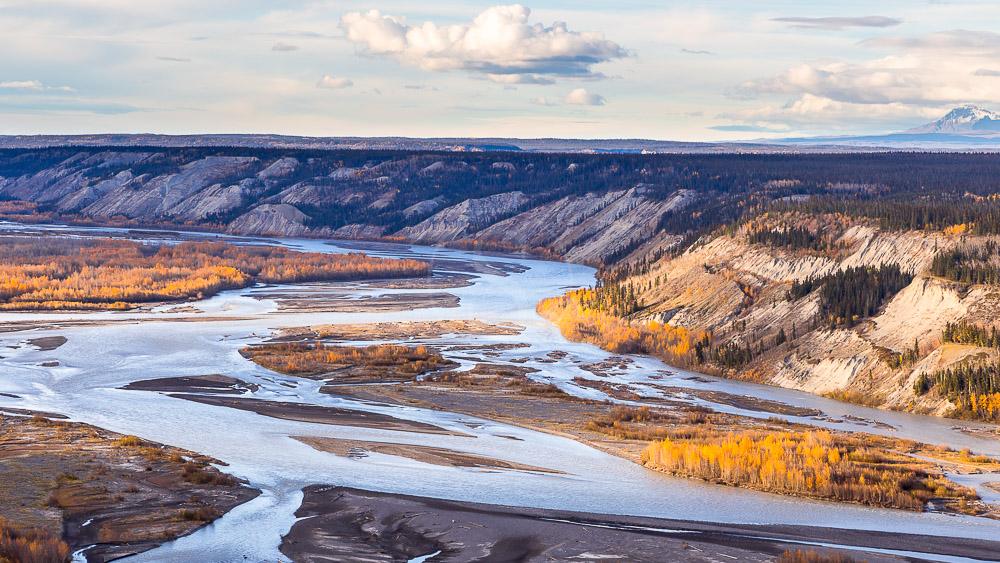 Rivière Copper , Wrangell-St. Elias National Park, Alaska © Shutterstock
