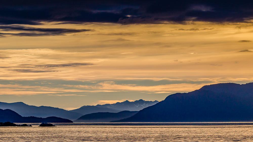 Elfin Cove, Alaska, Etats-Unis © Shutterstock