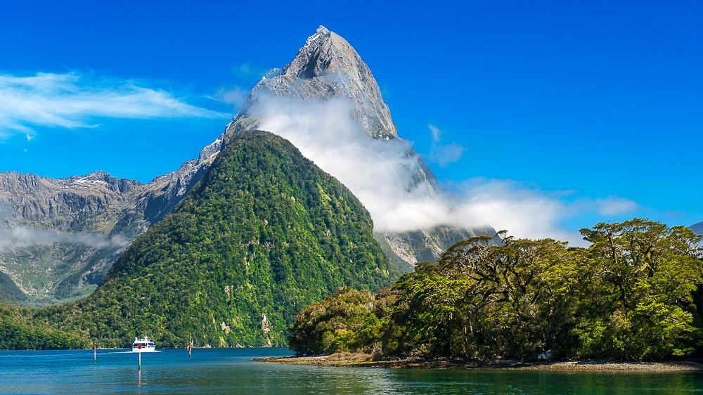 Bay of Islands, Nouvelle Zélande © Shutterstock