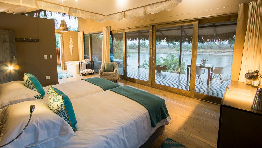 Chundu Island Lodge, Afrique du Sud