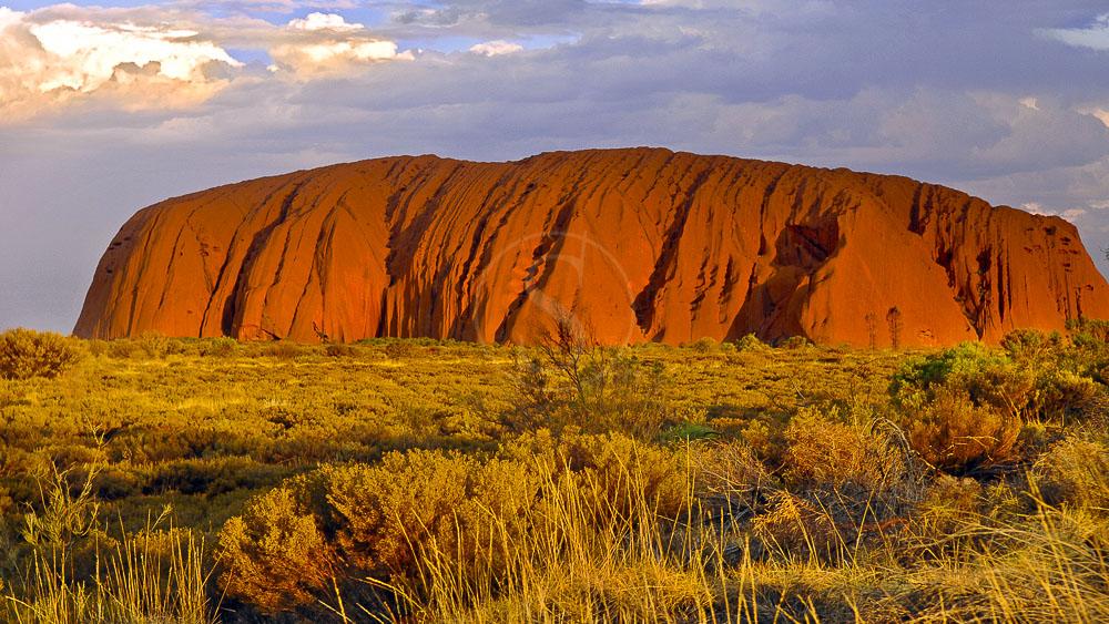 Uluru ou Ayers Rock, Australie © OT Australia