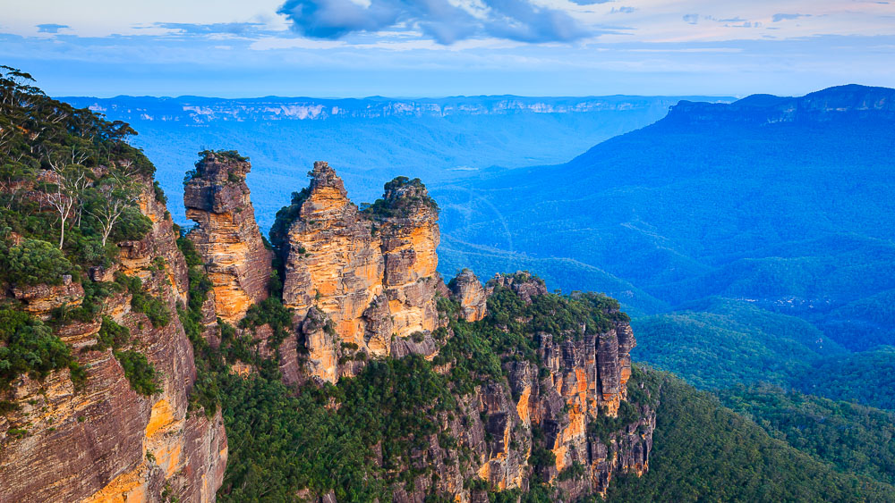 Blue Mountains, Australie © Shutterstock