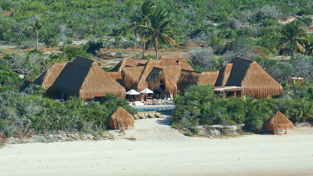 Presidential Villa Azura Lodge, Mozambique