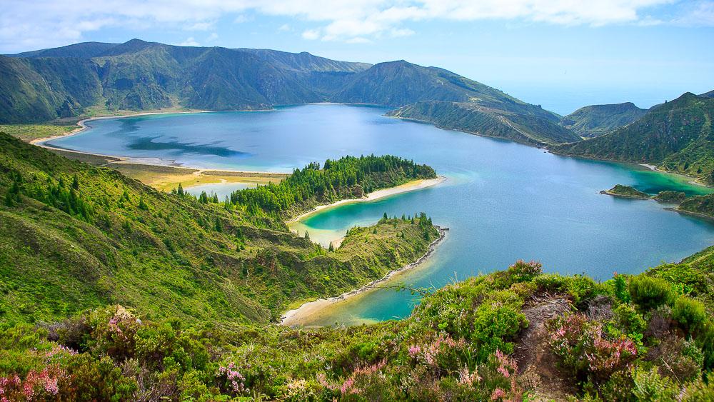 Ambiance des Açores