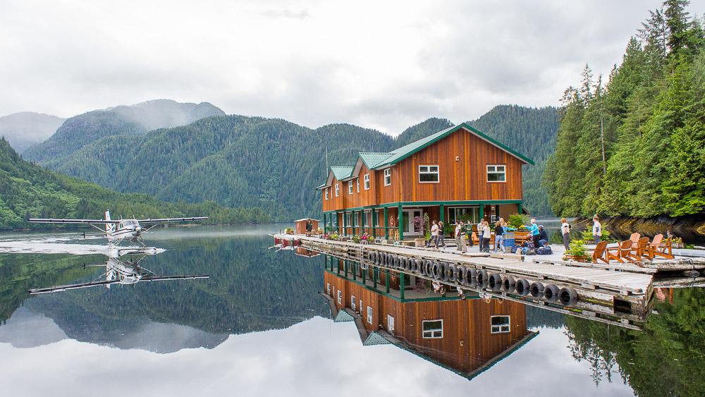 Great Bear Lodge, Canada © Tom Rivest - GBL