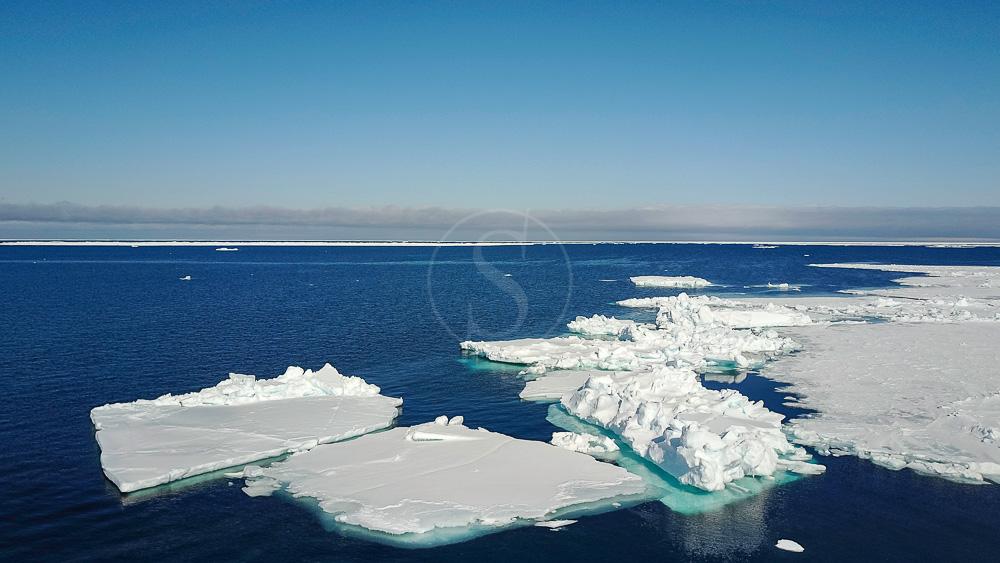 Détroit de Lancaster, Mer de Baffin, Canada © Shutterstock