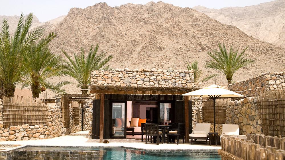 Six Senses Zighy Bay, Oman