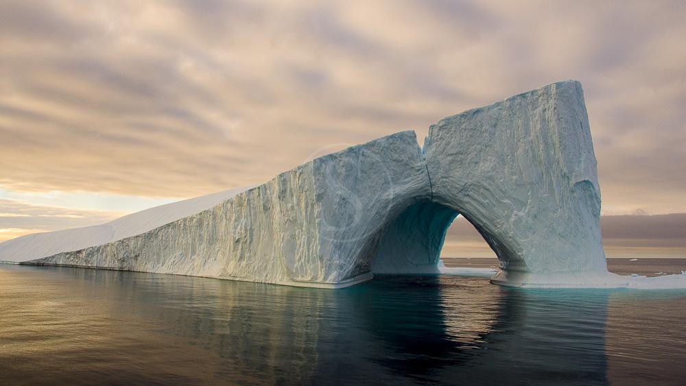 Mer de Baffin, Canada © Shutterstock