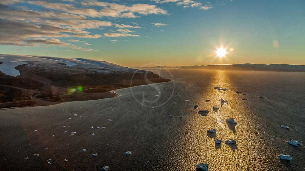 Nord-Ouest du Groenland © Shutterstock