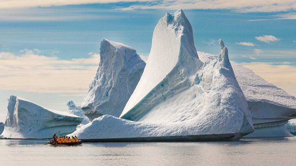 Croisière en Antarctique © Quark - Lynn Woodworth